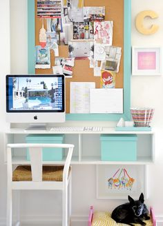6 savvy design solutions to create a functional and stylish home office.