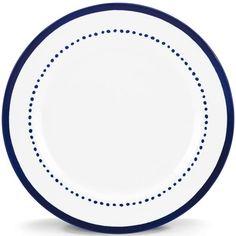 "Kate Spade Charlotte St 11"" Dinner Plate By Lenox"