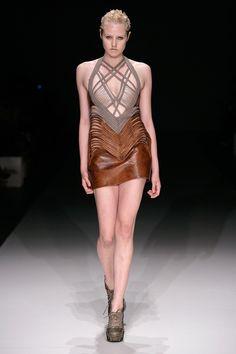 """Iris Van Herpen -""""Spring summer 2011 collection"""""""