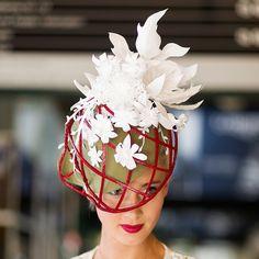 Headpiece   Louise MacDonald, Melbourne   Fashion Millinery, Spring 2014