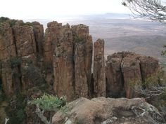 Valley of Desolation, South Africa - Check!
