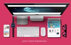 100% satisfaction web design in Orlando Fl
