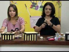 ▶ Caixa de maquiagem - Passo a Passo 02/02 - YouTube