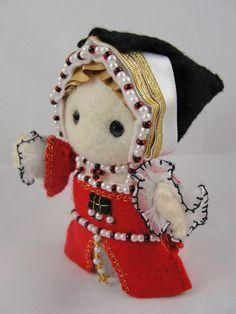 Jane Seymour by deridolls.deviantart.com