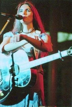 Miss Emmylou Harris by Denise Paxton