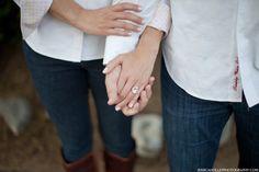 Jessica Holley Photography  San Juan Capistrano Engagement Session  #ocweddingphotographer #thevillasjc #engagementring #pinkengagementring