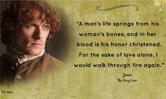 Quote from The Fiery Cross/Jamie & Claire