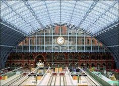 St pancreas railway station - Google Search