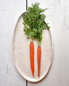 platter serv, carrot, food, serv tray, ceramics, serving trays, ceram platter, tray modern, modern minimalist