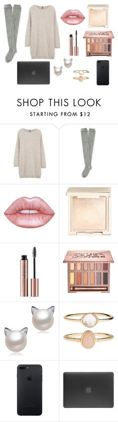 """""""Day In"""" by shavellexoxo on Polyvore featuring Eleventy, Aéropostale, Lime Crime, Jouer, Urban Decay, Accessorize and Incase"""