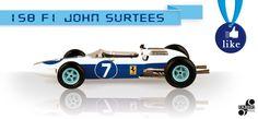 158 #F1 John Surtees