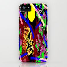 Birth iPhone & iPod Case by Christa Bethune Smith, Cabsink09 - $35.00