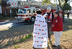 Our hearts go out to the communities affected by the storm, and we're working with our disaster relief partners to determine how we can help. See the latest news from the American Red Cross and learn how you can help.