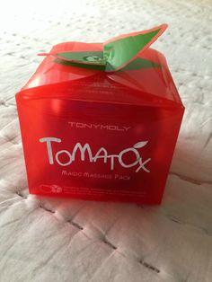 MyEcoBeauty: Review Tomatox Tony Moly