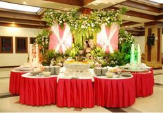Come to #DreamWeddingPlanner where we provide services of event planning, catering .You can get wide variety of mouthwatering dishes in our menu whether it would be Chinese, Lebanese, Thai, Italian etc.  We have the best buffet caterers to meet your needs and provide you delicious food for your dream wedding. To get more information regarding catering services you can get in touch with us http://dreamweddingplanner.in/