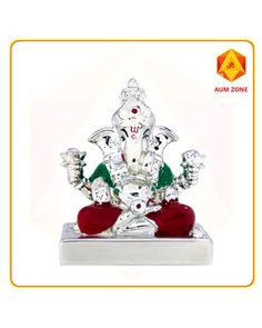 Ganesha murti made of Lacquered material will bring positivity to your home or office . Create Online Store, Ecommerce Solutions, Ganesha, Artisan, Positivity, Design, Ganesh, Craftsman