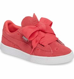Main Image - PUMA Suede Heart Valentine Sneaker (Baby, Walker, Toddler, Little Kid & Big Kid)