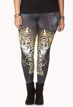 Wild Thing Jaguar Leggings €15,75 2X