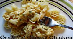 {Crock Pot} Cheesy Chicken