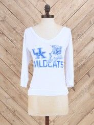 Game Day V-Neck Tee - Multiple Teams!