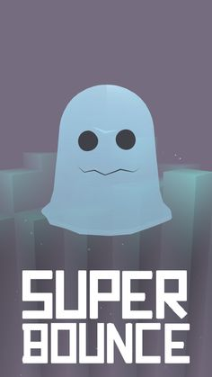 Ghost   Super Bounce  #gamedev #unity #games