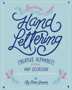 Add this lettering workbook to your crafting corner to unwind as you learn how to create beautiful hand-drawn letters. Hand Lettering: Creative Alphabets for Any Occasion (Plus How To Get W x HTrade paperWritten by Thy DoanPublisher: pagesImported Creative Lettering, Brush Lettering, Lettering Design, Decorative Lettering, Book Letters, Pen And Paper, Date, Get Started, Beautiful Hands