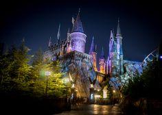 Harry Potter and the Forbidden Journey #3 Universal's Islands of Adventure Top 10 Parcs à Thème