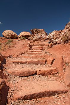 The Stairs To Delicate Arch - Adventure Travel Buzz Utah Red Rocks, Delicate Arch, Daily Photo, Cross Country, Adventure Travel, Monument Valley, Paths, Travel Photography, National Parks