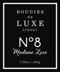 No 8 Madame Luxe Luxury Candle $29 Plus flat fee shipping xxx