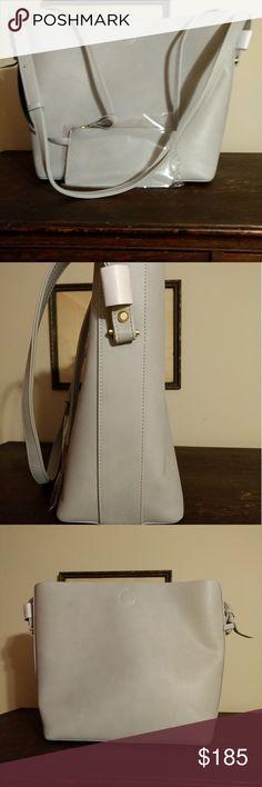 I just added this listing on Poshmark: Angela Roi Jules Bucket Bag NWOT. #shopmycloset #poshmark #fashion #shopping #style #forsale #Angela Roi #Handbags