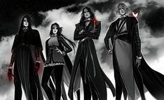 Test page by Clioroad on DeviantArt Character Concept, Character Art, Concept Art, Character Design, Dark Fantasy Art, Dark Art, Cyberpunk, Castlevania Anime, Comic Manga