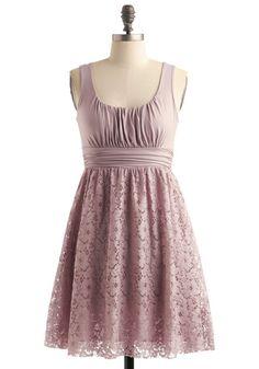 Strawberry Iced Tea Dress, #ModCloth