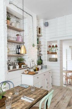 Cocinas vintage y con mucho encanto... ¿Os gusta esta tendencia?