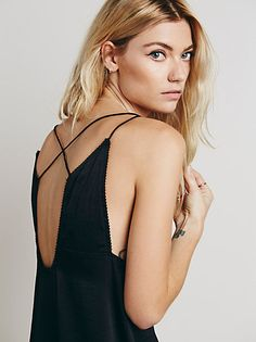 Intimately Skinny Strap Bodycon at Free People Clothing Boutique