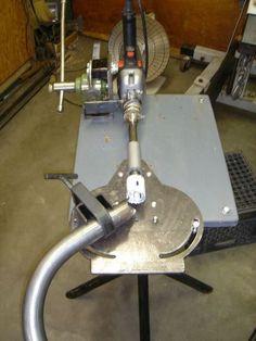 DIY pipe notcher