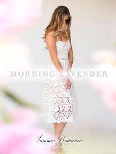 "ISSUU - Morning Lavender Lookbook 2015 - ""Summer Romance"" by Morning Lavender"