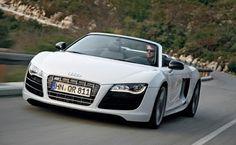 UNIVERSO PARALLELO: Prezzo Audi R8 Spider: a partire da 184.400 euro