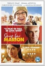 Song for Marion (aka Unfinished Song): New on DVD in the UK; new in limited release in the US and Canada.