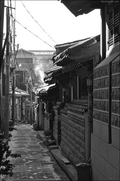 Bukchon- korean traditional village, Seoul