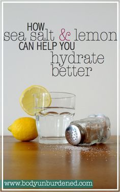 Pure, clean drinking water is essential for health. But there's something else we need to consider when it comes to hydration: electrolytes.