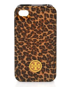 Tory Burch iPhone Case - 4 Silicone $40.00