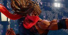 Zeku llegará a Street Fighter V como DLC - LEVELUP