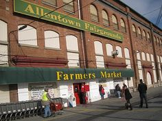 Farmer's Market ~ Allentown ~ Pennsylvania