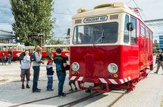 Deň otvorených dverí v Dopravnom podniku Bratislava