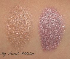 My Newest Addiction Beauty Blog: Laura Mercier Caviar Stick Eye Colors: Orchid and Sugar Frost