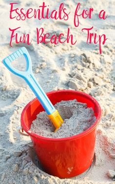 Essentials for a Fun Beach Trip #RoadTripOil [ad]