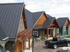 Charcoal Metal Building Google Search Wood Siding