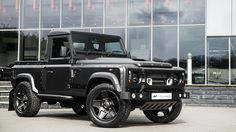AWESOME or AWFUL? Kahn Takes The Land Rover Defender And Makes It Even MORE Badass Than You Could've Imagined - AutoSpies Auto News