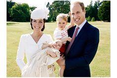 英国王室の新スター、シャーロット王女の洗礼式をマリオ・テスティーノが撮影!