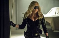 black and canary afbeelding